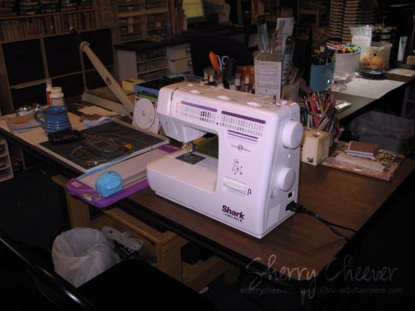 Jeanne's Sewing Machine