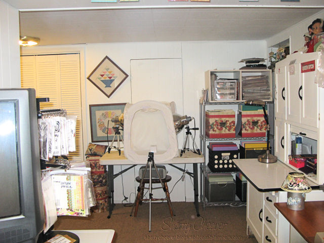 studio photo/paper area