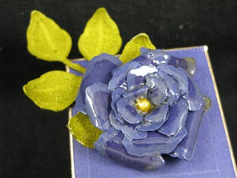 Sorority Gift Box Flower