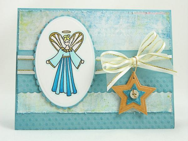 KK Angel Card