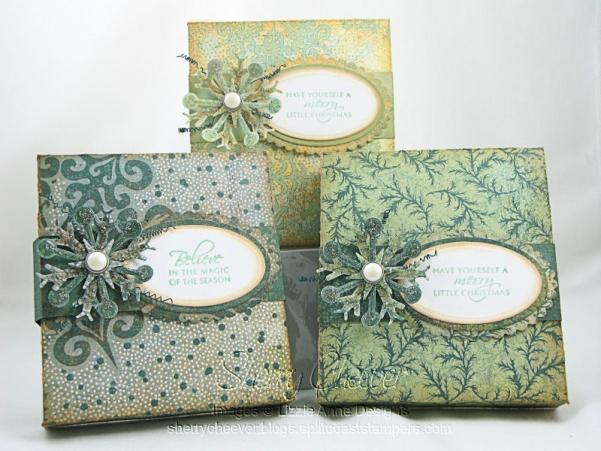 LAD Snowflake Gift Boxes