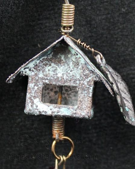 Birdhouse Patina